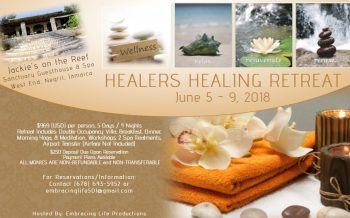 Healers Healing Retreats